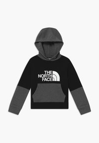 The North Face - Hoodie - black/grey - 0
