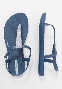 Ipanema - CHARM SAND II KIDS - Pool shoes - blue/silver - 0