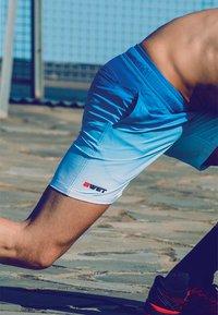 BWET Swimwear - QUICK DRY PERFECT FIT MAROON BEACH - Sports shorts - blue - 4