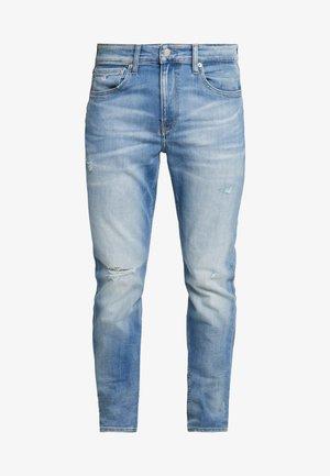 SLIM TAPER - Slim fit jeans - light blue