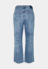Ética - TYLER - Straight leg jeans - fleetwood - 1