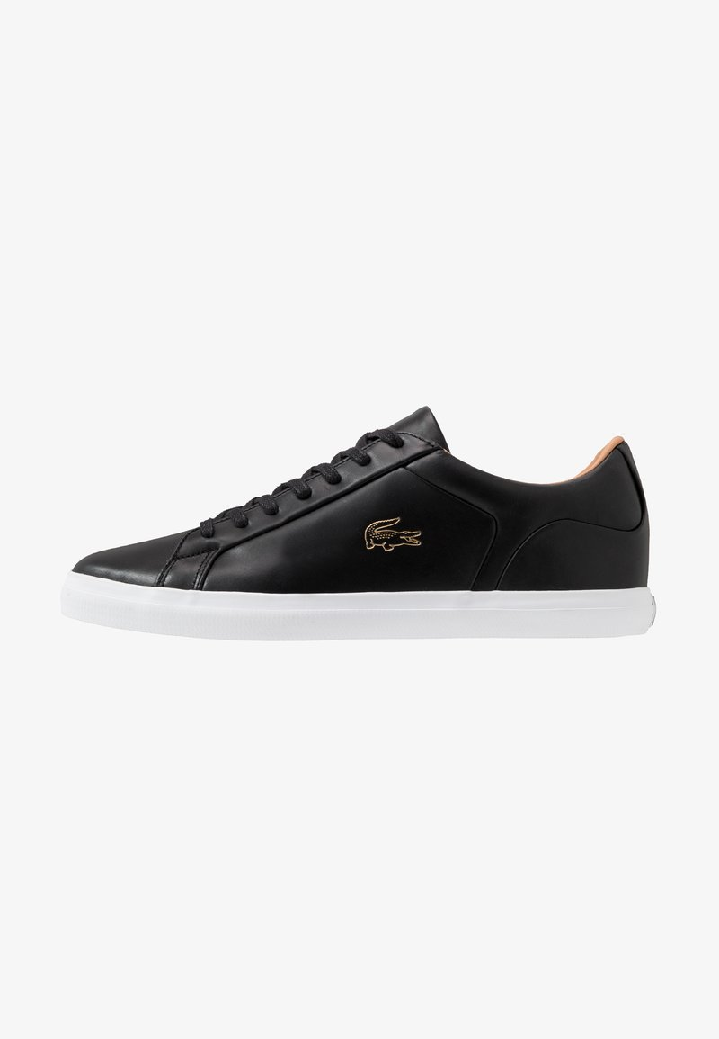 Lacoste - LEROND - Sneakers - black/white