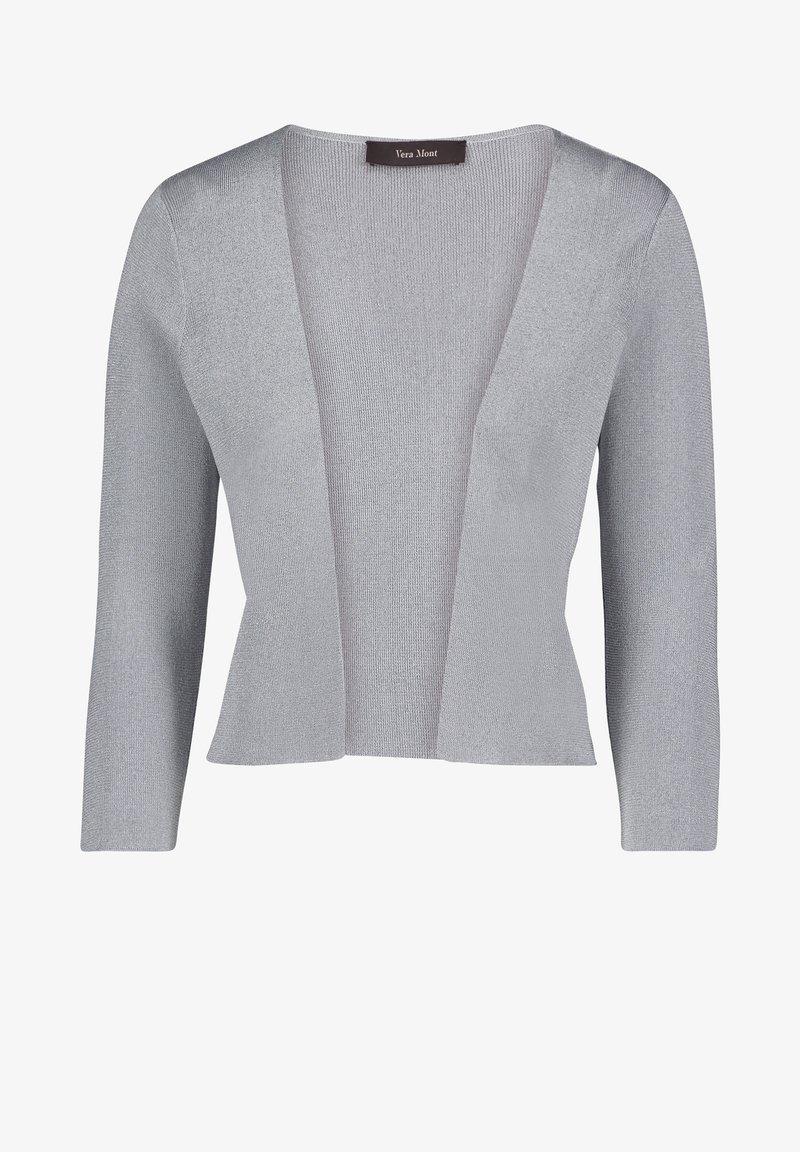 Vera Mont - Cardigan - grau/silber