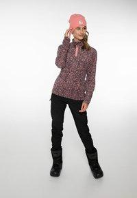 Protest - Fleece jumper - think pink - 5