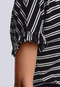 Alba Moda - Print T-shirt - schwarz,off-white - 3