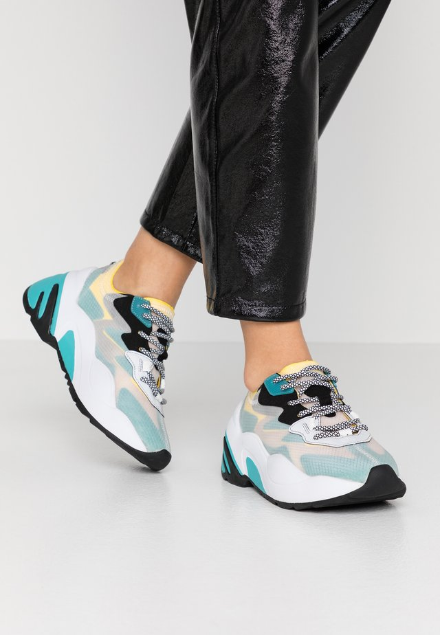 CHARGED - Trainers - blue/multicolor