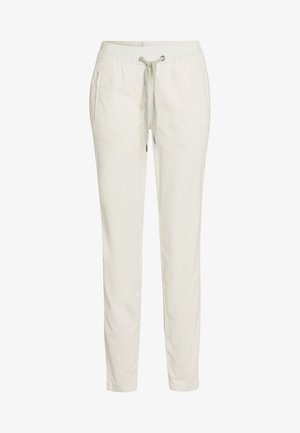 Trousers - creme
