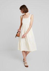Louche - PAZ - Maxi dress - ivory - 2