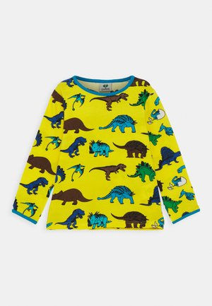 DINO - Longsleeve - yellow