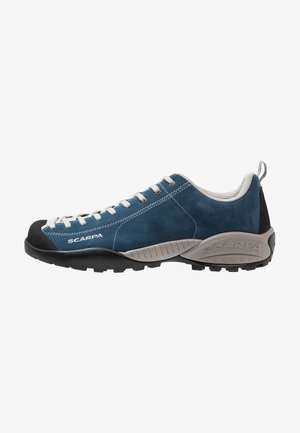 MOJITO UNISEX - Hiking shoes - ocean