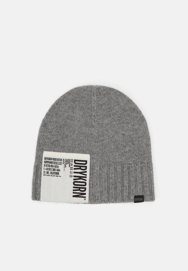 DRIGUS UNISEX - Mütze - grey