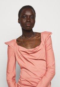 Vivienne Westwood - ELIZABETH DRESS - Jersey dress - dusty pink - 4