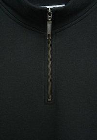 Mango - RIVI-A - Sweatshirt - šedá antracit - 8