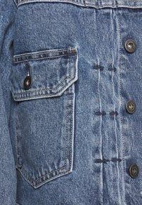 Levi's® Made & Crafted - SUNRAY TRUCKER - Denim jacket - sunshine - 5