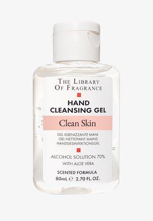 CLEAN SKIN HAND SANITIZER GEL  - Crema mani - clean skin