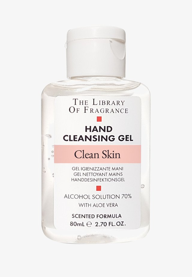 CLEAN SKIN HAND SANITIZER GEL  - Handcrème - clean skin