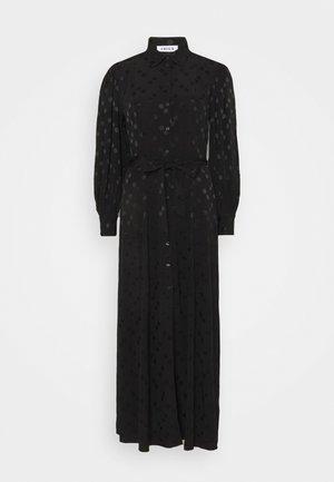 JOLANDA DRESS - Sukienka koszulowa - schwarz