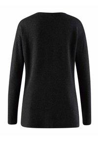 Alba Moda - Sweatshirt - schwarz,rot - 5
