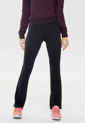 JAZZ - Trousers - black