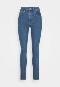 Levi's® - MILE HIGH SUPER - Vaqueros pitillo - galaxy stoned - 4