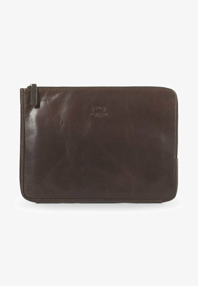 BRAYDEN - Taška na laptop - dark brown