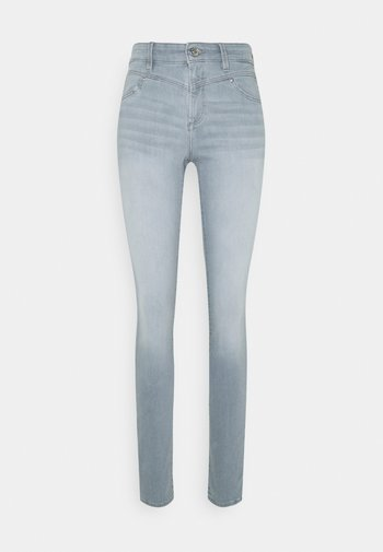Jeans Skinny Fit - grey stret
