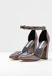 Even&Odd - High heels - gunmetal - 3