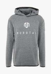 MOROTAI - NEO - Hoodie - space melange - 4