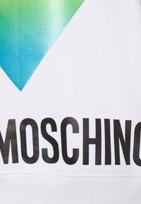 Love Moschino - Collegepaita - optical white - 6