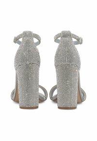 Steve Madden - High heeled sandals - silber - 2