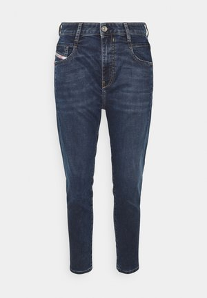 D-FAYZA-NE - Jeans Tapered Fit - denim blue
