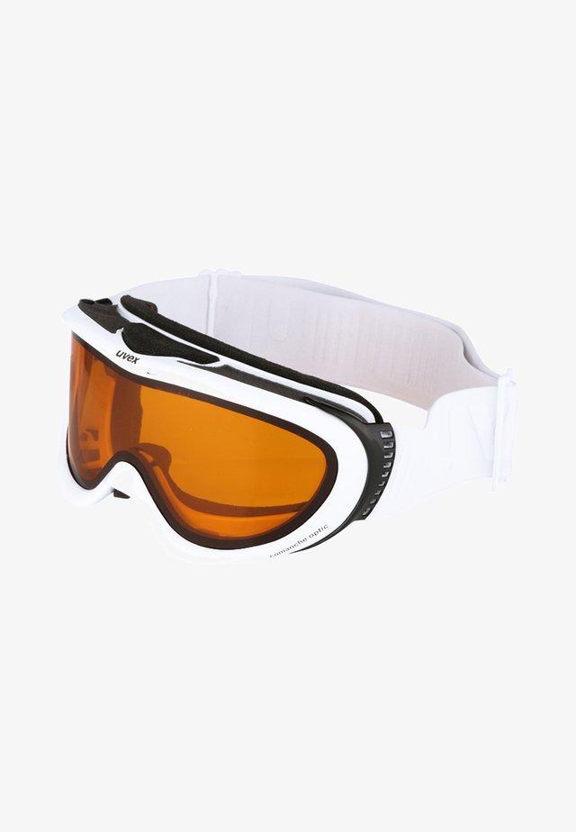COMANCHE - Ski goggles - white