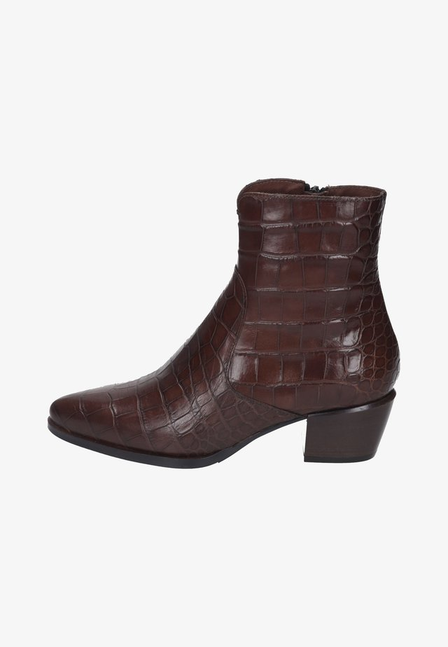 Classic ankle boots - durmast