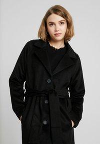 Object - Zimní kabát - black - 3