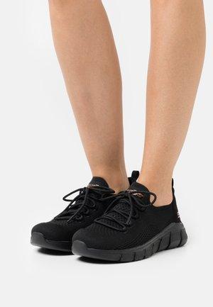 BOBS B FLEX - Sneakers laag - black