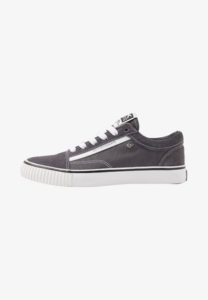 MACK DAMEN - Trainers - dark grey/white