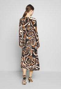 Diane von Furstenberg - TILLY - Day dress - multi-coloured/black/camel - 2
