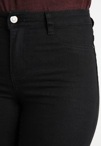 KIOMI TALL - Slim fit jeans - black - 5
