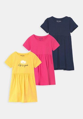 SMALL GIRLS 3 PACK - Jerseykjoler - multi