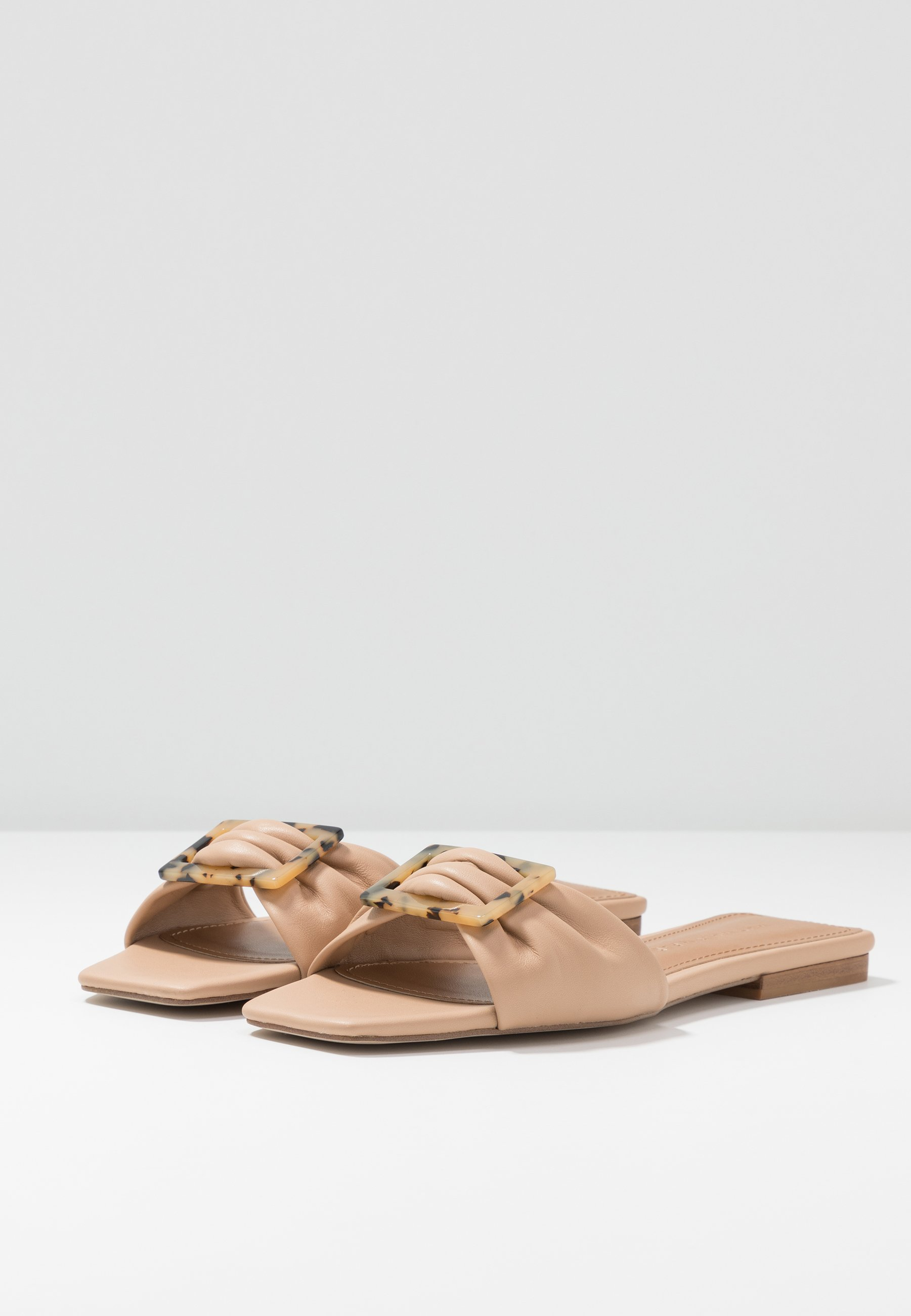 Who What Wear MARGARUITE - Mules - natural