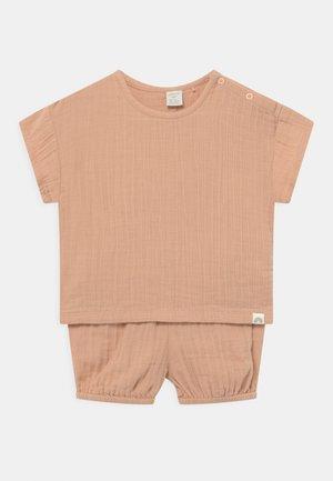 BLOOMERS SET UNISEX - T-shirt basic - beige