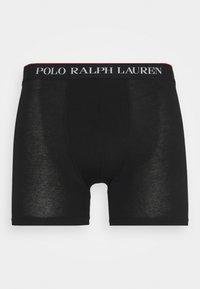 Polo Ralph Lauren - 3 PACK - Panty - black/newsand - 3