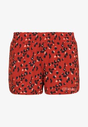 Bikini bottoms - rood multi