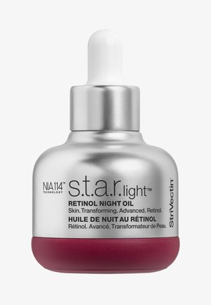 S.T.A.R.LIGHT RETINOL NIGHT OIL - Ansigtsolie - -