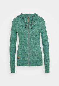 Ragwear - PAYA - Zip-up sweatshirt - green - 0