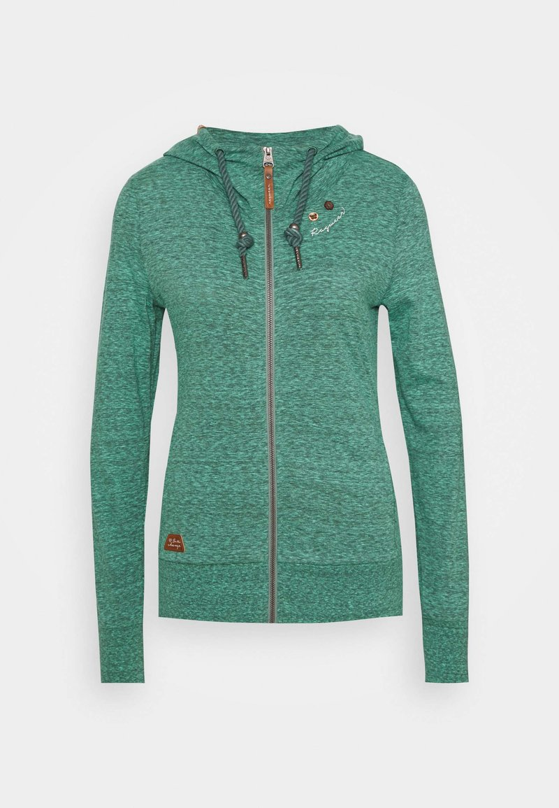 Ragwear - PAYA - Zip-up sweatshirt - green