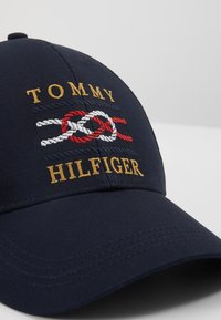 Tommy Hilfiger - SEASONAL ICON ROPE - Kšiltovka - blue - 5