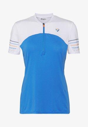 NEYA - Print T-shirt - light blue