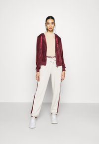 ONLY - ONLRIA LONG PANTS - Tracksuit bottoms - moonbeam - 1
