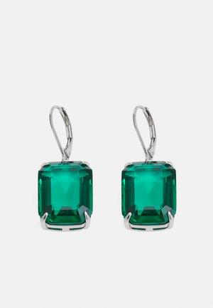 STONE DROP - Earrings - green